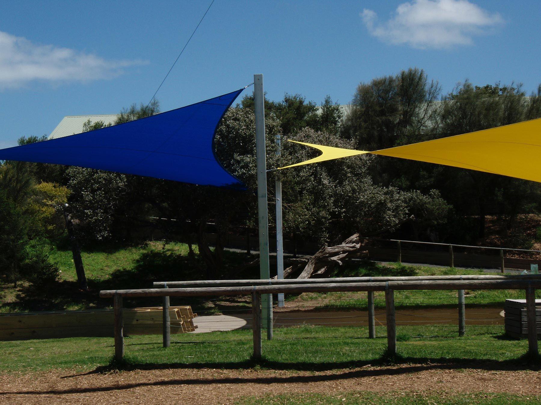 shade sails portsea