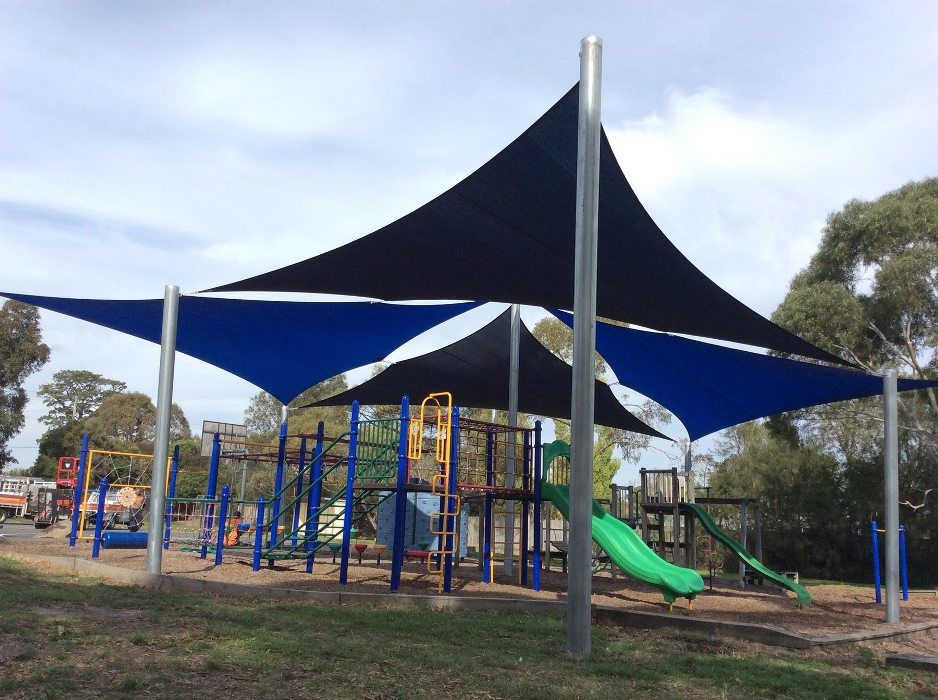 high-playground-sails melbourne designed installed