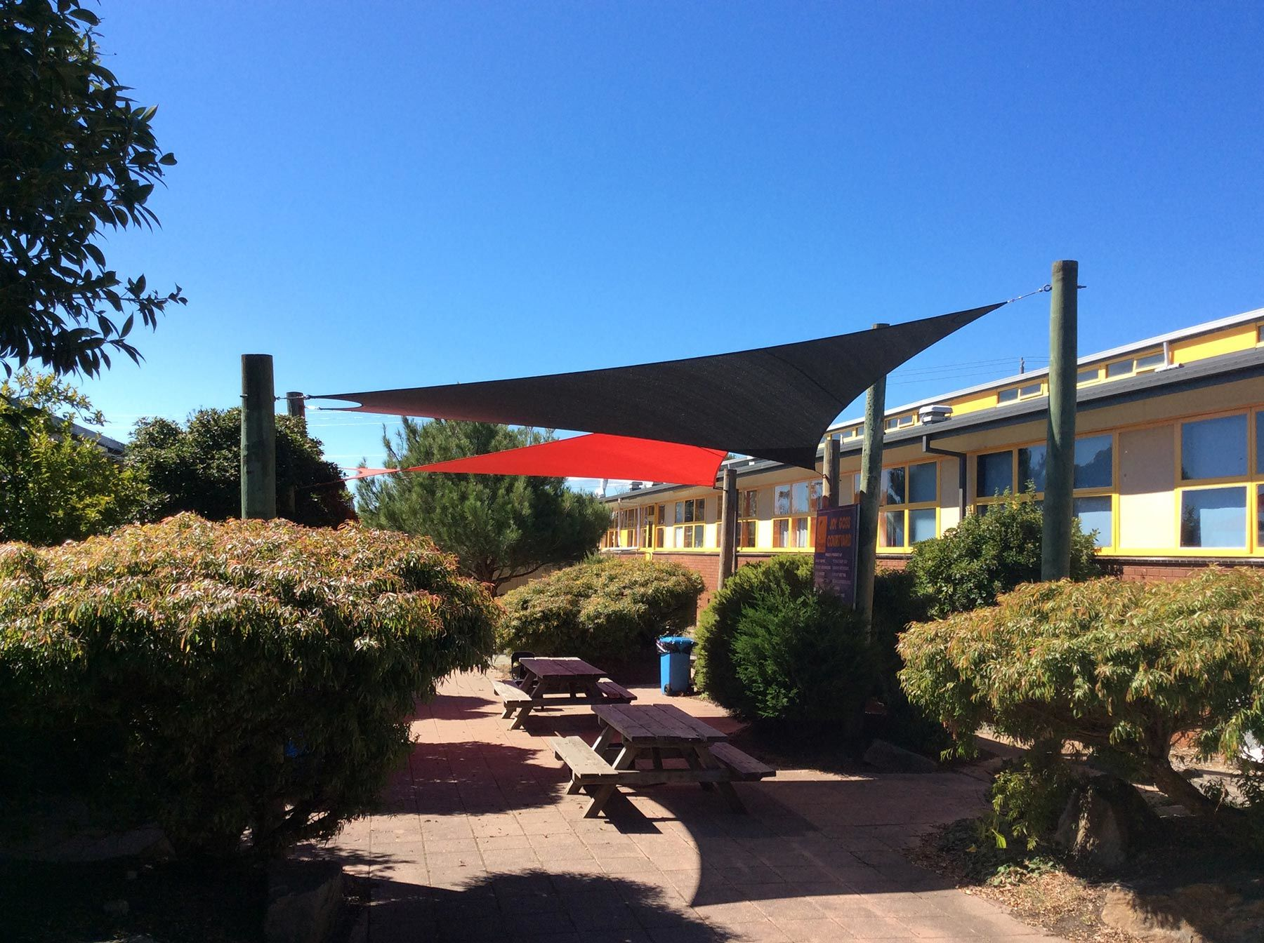 school shade sails melbourne