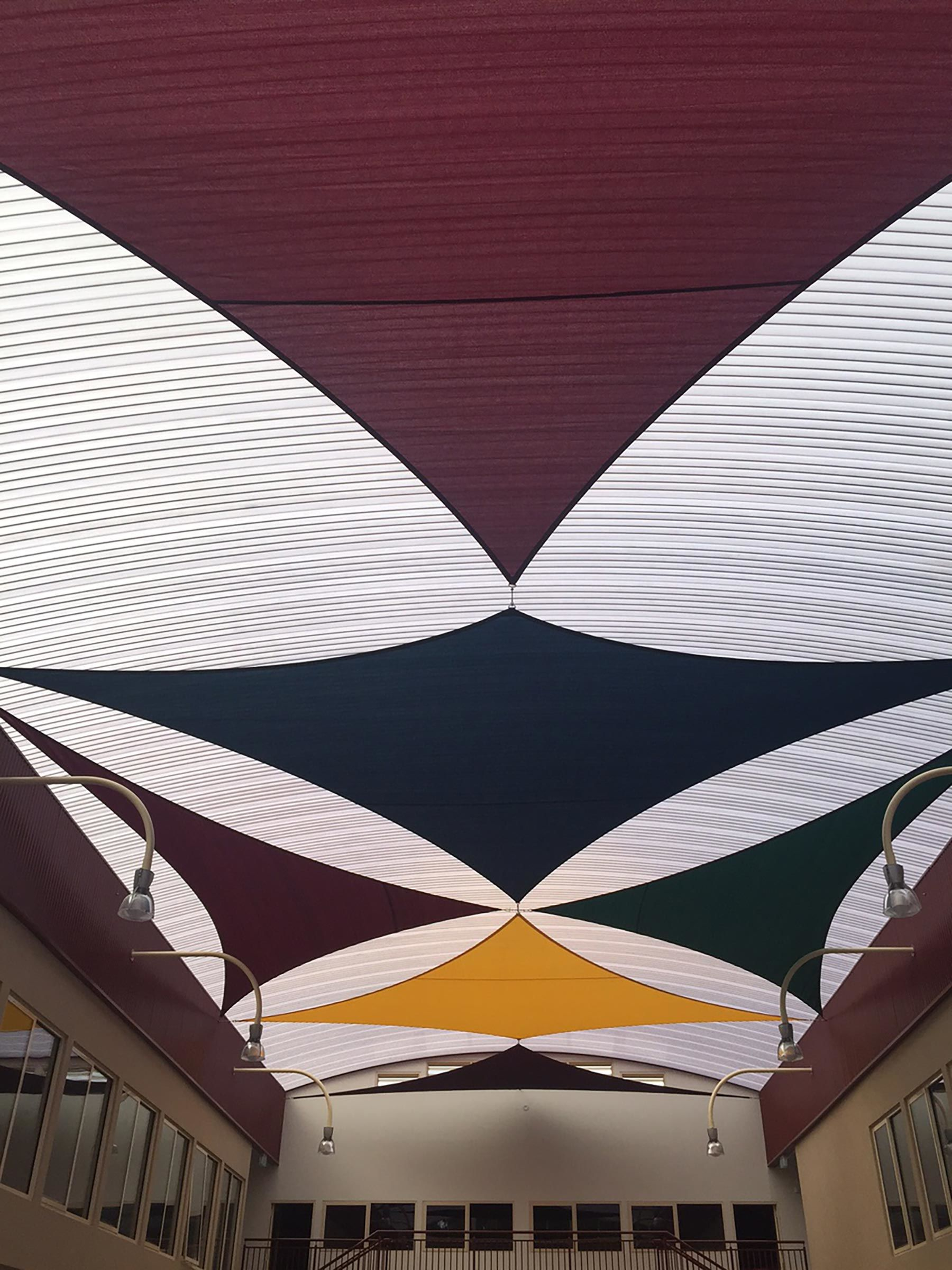 shade sail designs melbourne